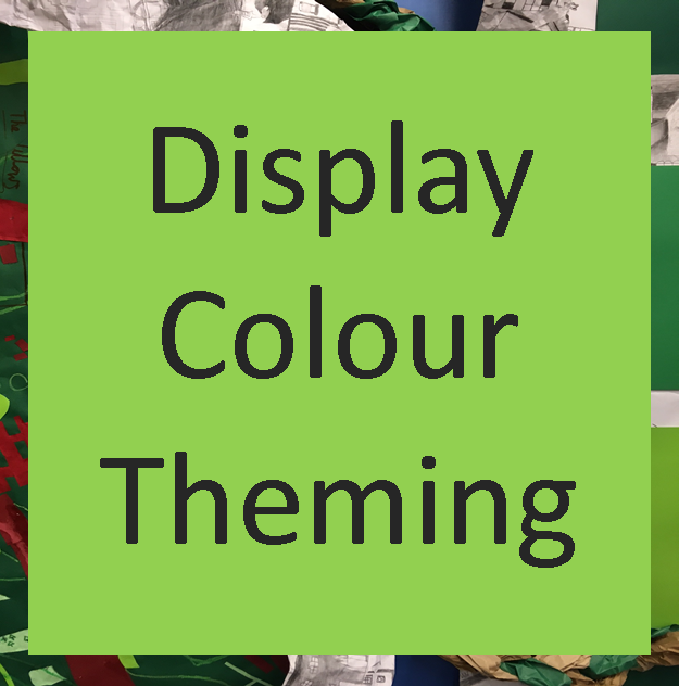 Display Colour Theming
