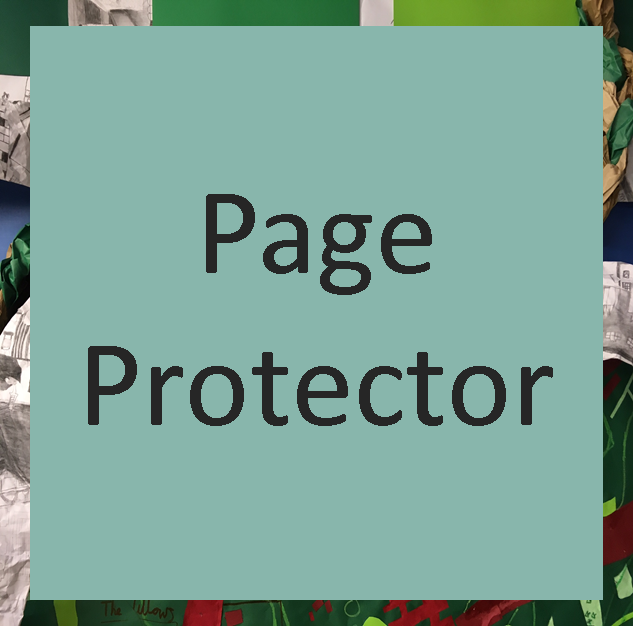 Page Protector